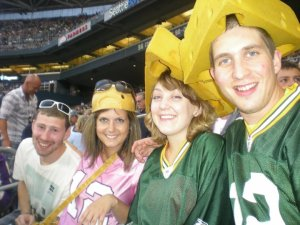 Packers Game 2010