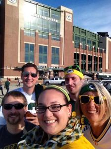 Green Bay Family