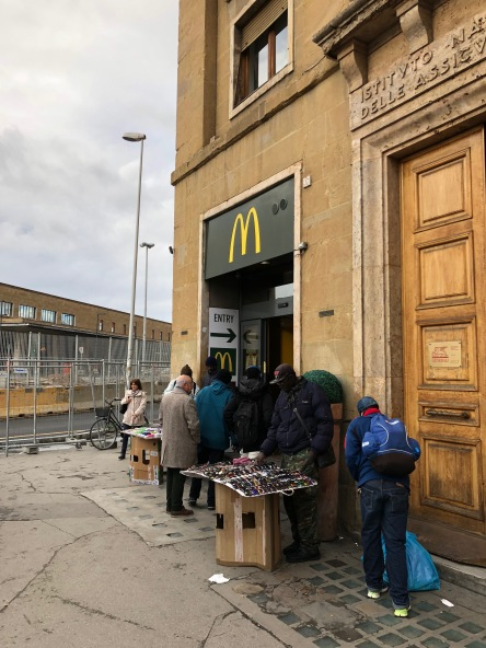 Italy McDonalds