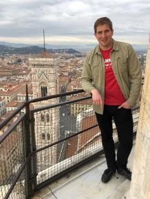 Top of Duomo Pic